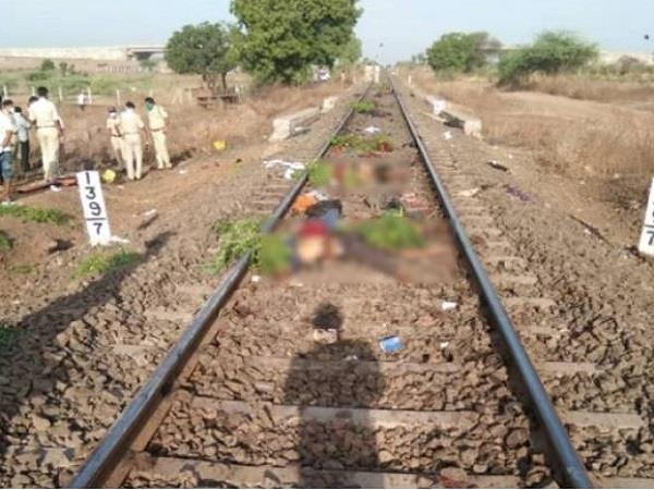 all the dead in the aurangabad railway accident have been identified