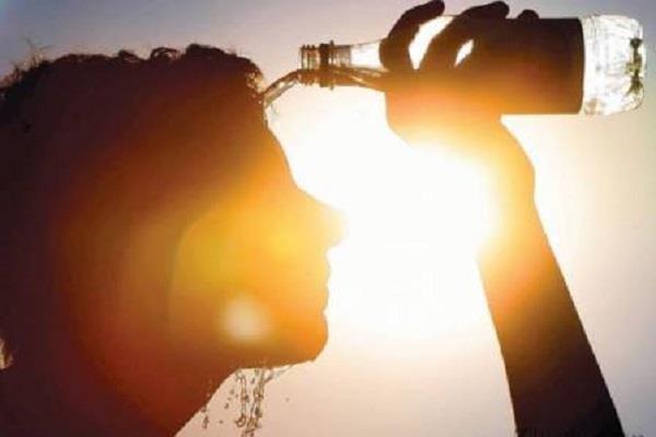 rising heat wreaked havoc in ludhiana mercury crossed 42 degrees