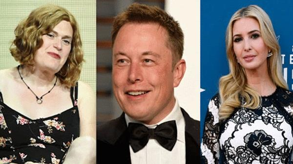 lilly wachowski slams elon musk and ivanka trump