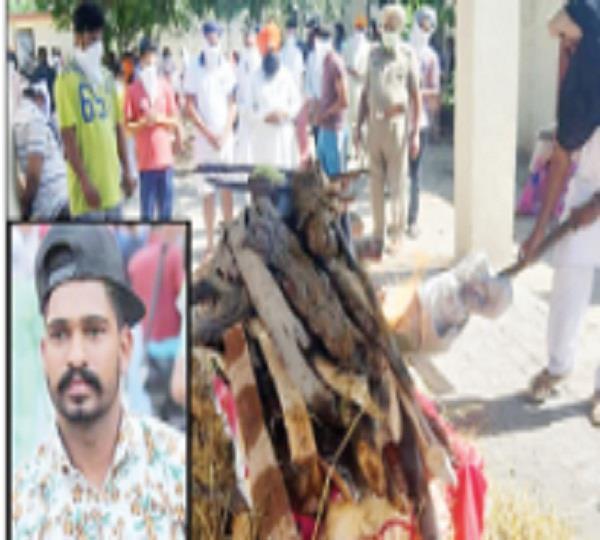 dead body in amritsar