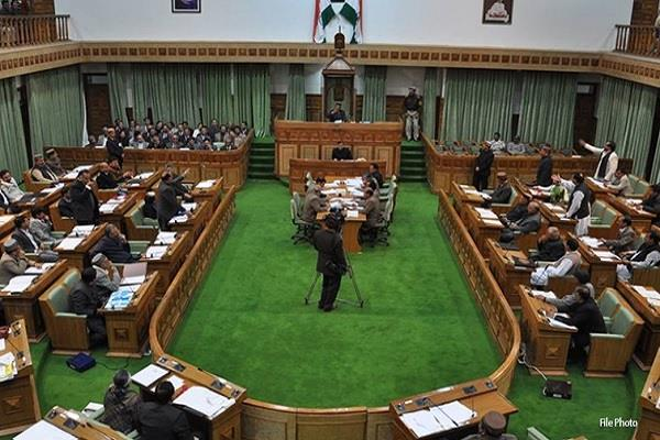 demand for two day special session of himachal assembly