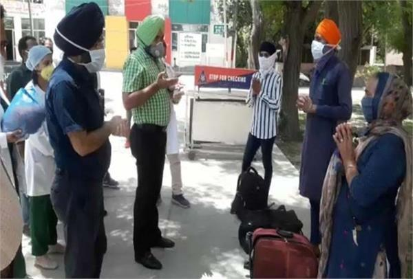 ferozepur becomes corona free report of all patients came negative