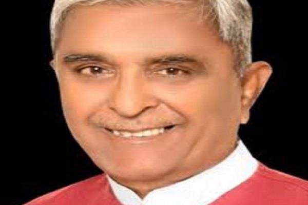 bjp rajya sabha mp asks for 25 lakh fund given for ventilator back
