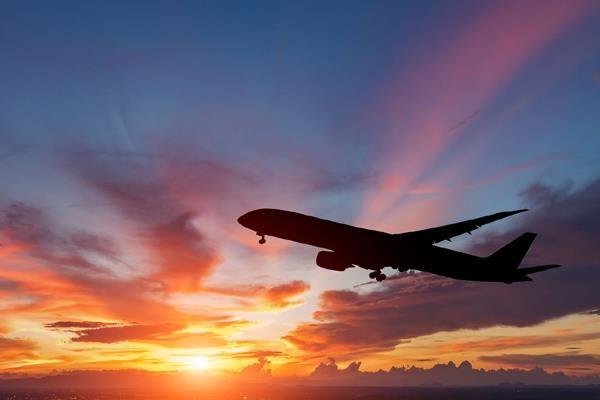 number of domestic flights is increasing gradually