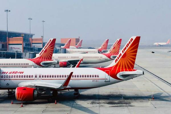 air india employee corona positive headquarters sealed for 2 days