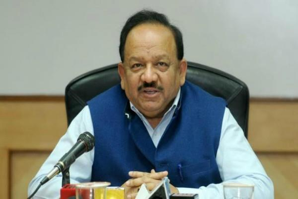 harsh vardhan to take over as who executive board president today