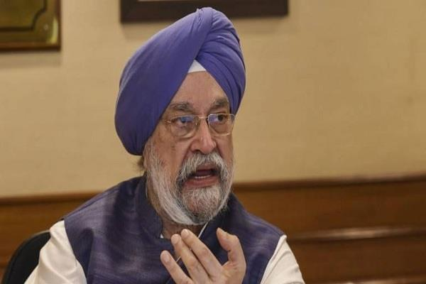 more than 20 thousand people were brought from abroad hardeep puri