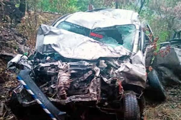 car accident in kumarsain