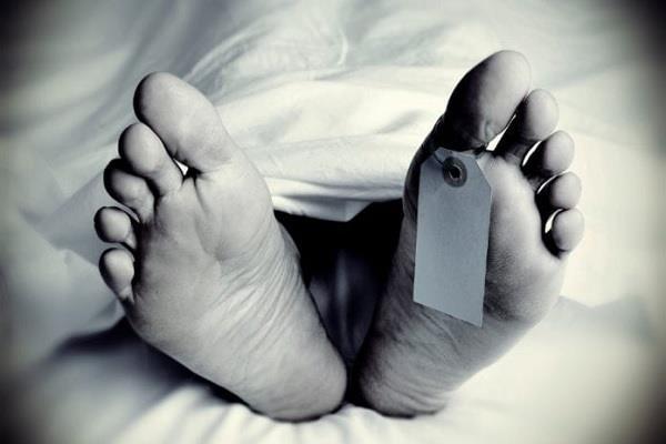 dead body found in govindsagar lake