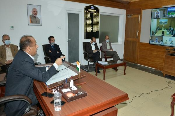 instruct the deputy commissioners to work in coordination