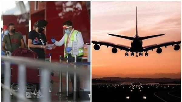 329 indians fly home on board special flight from new york