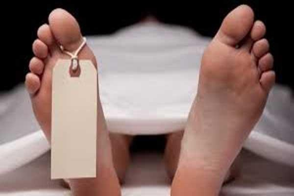 corona infected 55 year old man dies during treatment cmo confirms