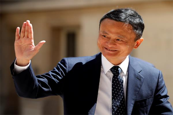 jack ma of alibaba resigns from softbank group corporation s board of japan