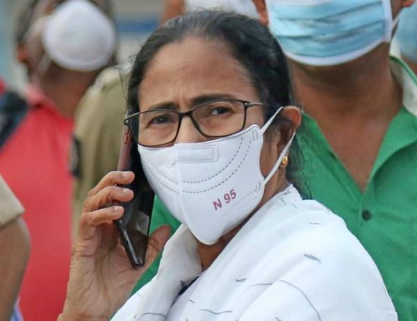 center reprimanded to the mamata government