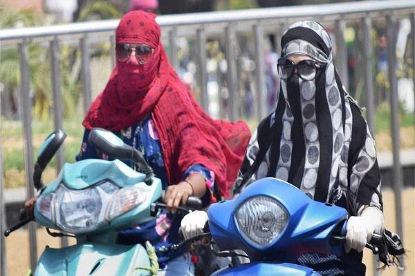summer in delhi meteorological department issued yellow alert