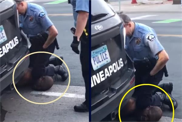 i can t breathe 4 police officers fired after black man death in us