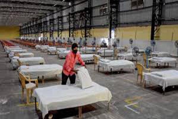 quarantine centre starts in udhmpur