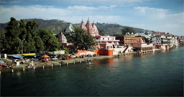 the priest of haridwar sought permission for religious activities
