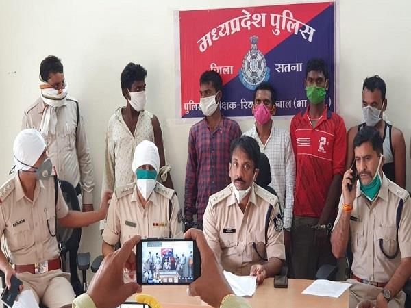 big success police 5 accused including 1 crore 4 lakh hemp arrest satna
