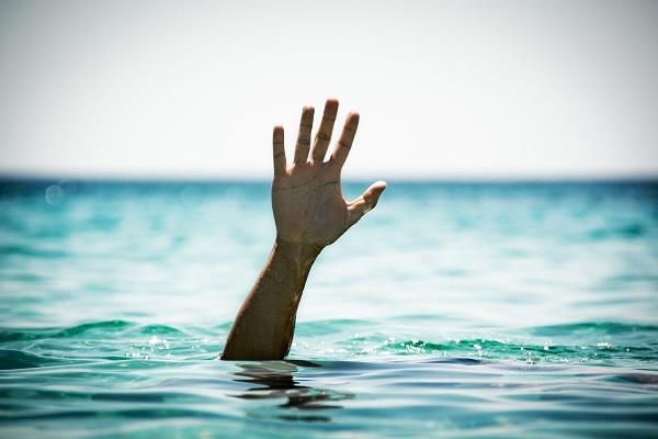 gone fishing drowned in lake