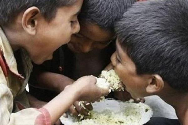 lockdown corona virus rural 50 percent peoples food