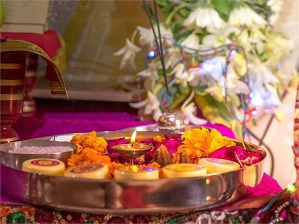 role of sankalpa in hindu worship