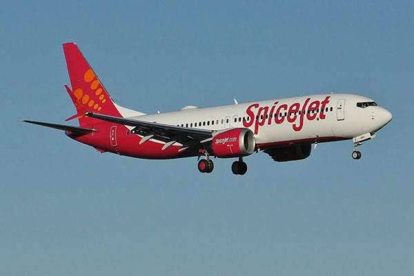 spicejet takes its first cargo flight to bahrain for medical supplies