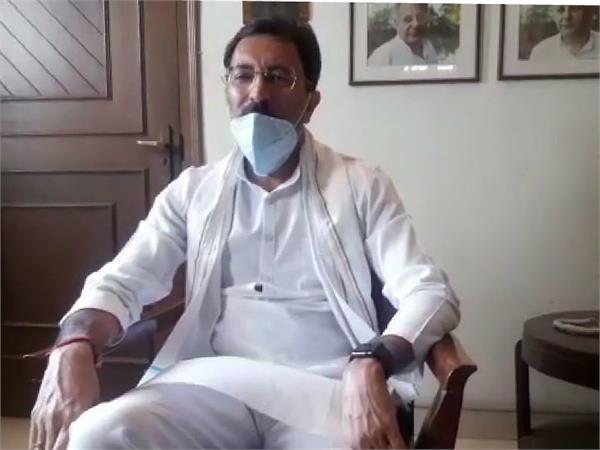 former union minister told auraiya accident mass murder said