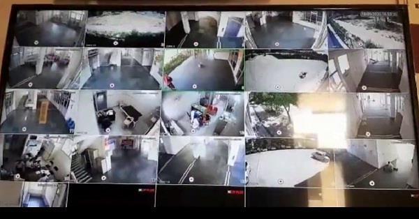 gohana government hospital cameras fixed during lockdown