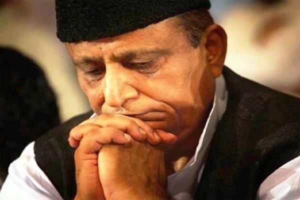 azam khan gets a big shock sunni central waqf board terminates johar trust
