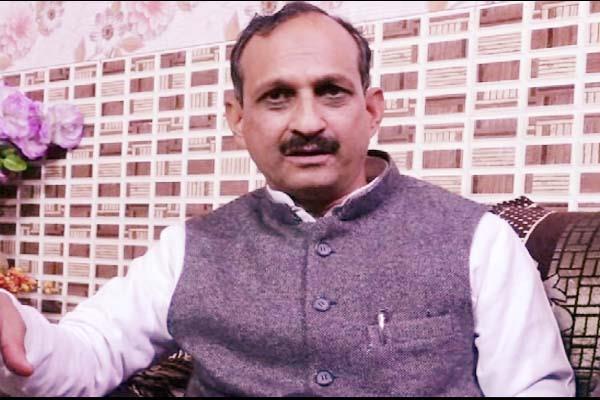 satpal singh satti target on virbhadra singh