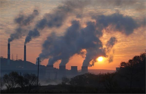 carbon emissions dropped 17 percent globally amid corona lockdown