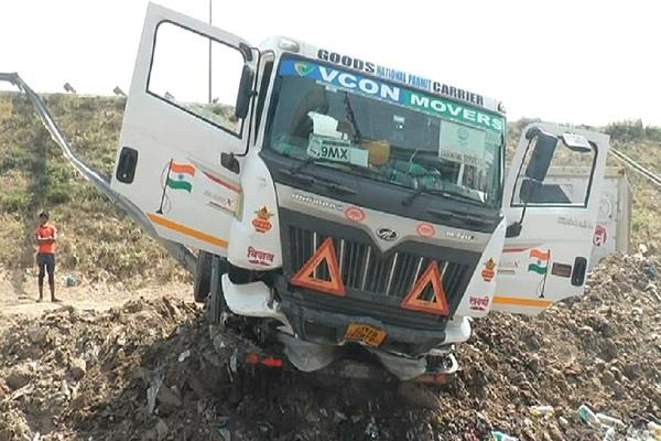big crash on delhi amritsar national highway