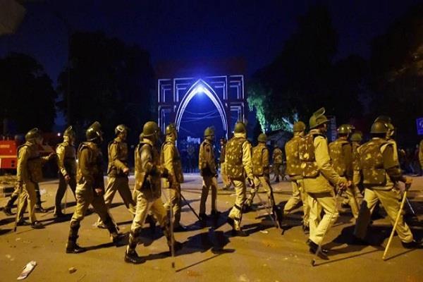 jamia violence delhi police imposed uapa on shadab and tanha