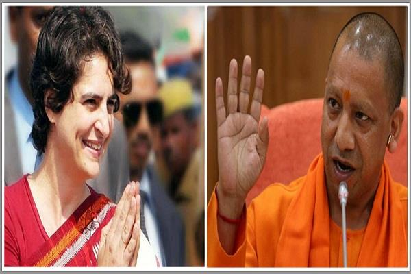 priyanka gandhi expresses gratitude to cm yogi know why