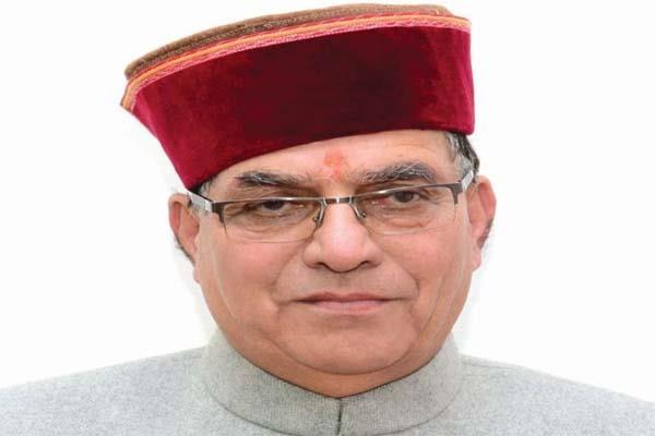 education minister suresh bhardawaj in shimla