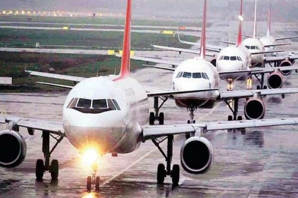 daily loss of crores to aviation sector