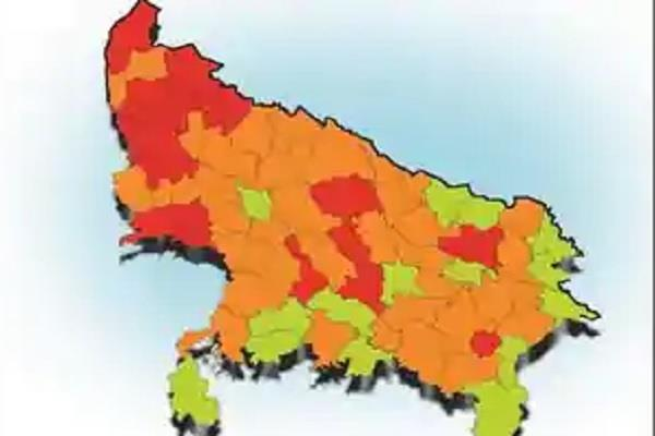 kovid 19 red orange and green zones will now be set on 6 standards in up