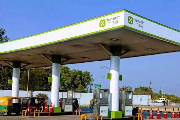 torrent gas launches 21 cng stations in five states