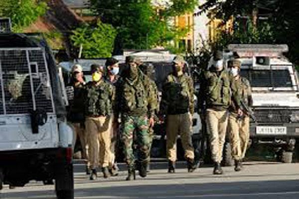 2 militant associate arrest in handwara