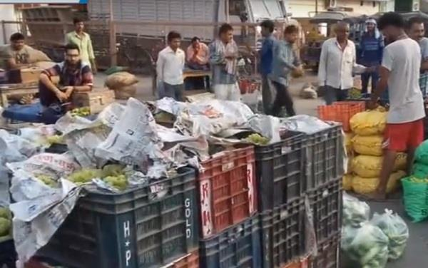 narwana vegetable market will be closed for 3 days