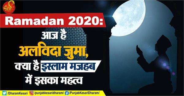 ramadan 2020 know importance of alvida juma in islam