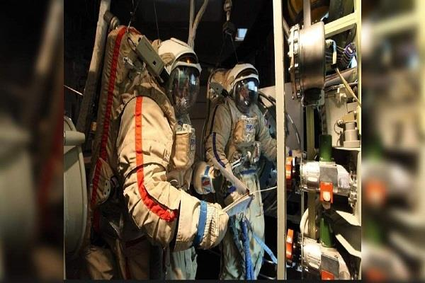 four indian astronauts resumed training in russia for mission gaganyaan