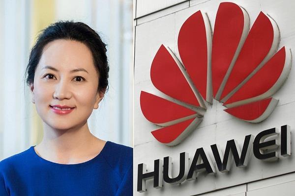 china told canada release cfo of huawei