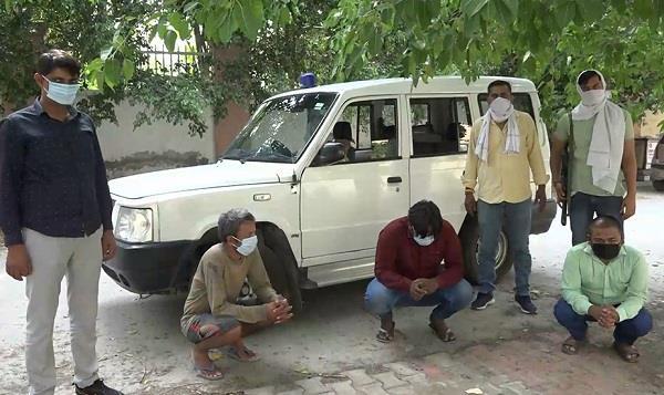 cia arrested 3 accused including hemp leaf