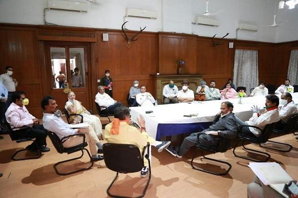 mps mlas all agree lockdown be extended till 31 may