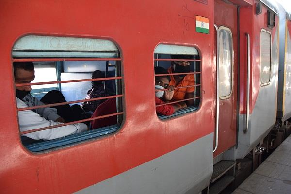 now easier for migrants to go home indian railways abolished this rule