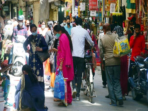 increased 1 hour in curfew relaxation in solan