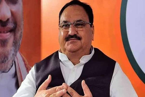 bjp prez slams opposition ruled states over covid 19 politics