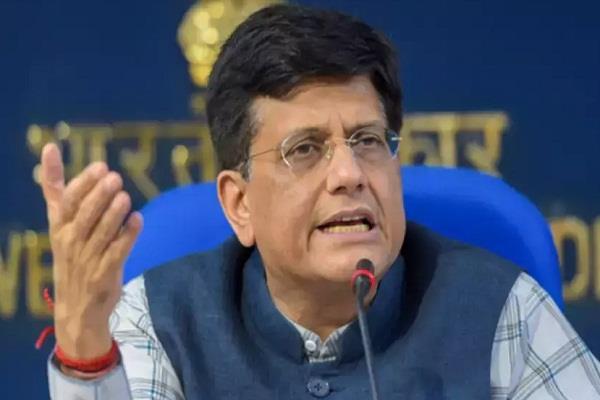 maharashtra will get 125 trains today no one should go empty goyal